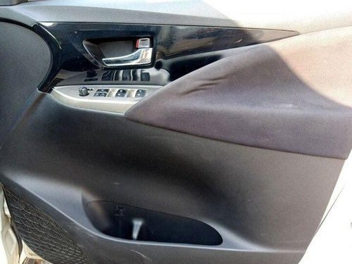 2017 Toyota Innova Crysta Touring Sport 2.4 ZX MT in New Delhi
