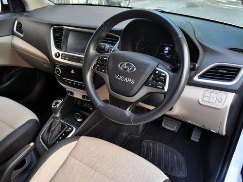 Hyundai Verna CRDi 2019 AT for sale in Chennai