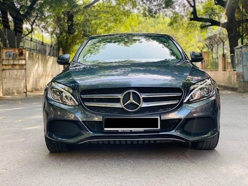 Mercedes-Benz C-Class C 220 CDI Avantgarde 2017 AT in New Delhi