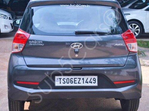 Used 2019 Hyundai Santro Asta MT for sale in Hyderabad