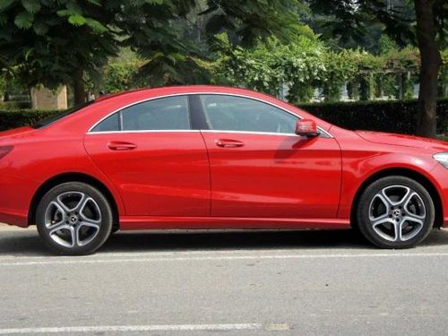 Used 2017 Mercedes Benz CLA AT for sale in New Delhi