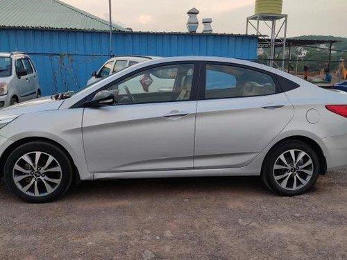 Hyundai Verna 2016 MT for sale in Pune