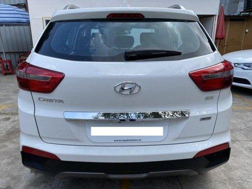 Used 2015 Hyundai Creta 1.6 SX Automatic Diesel AT in Pune