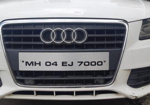 Used Audi A4 2.0 TFSI 2010 AT for sale in Mumbai