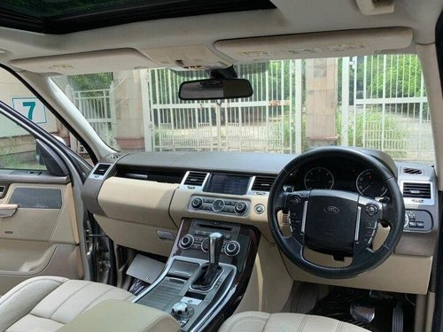 Used 2011 Land Rover Range Rover Sport HSE AT for sale in New Delhi