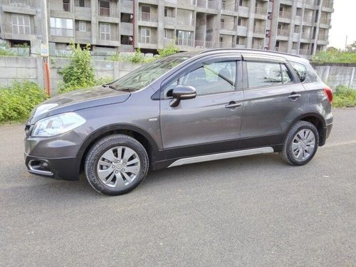 2016 Maruti S-Cross DDiS 200 Zeta MT in Nashik
