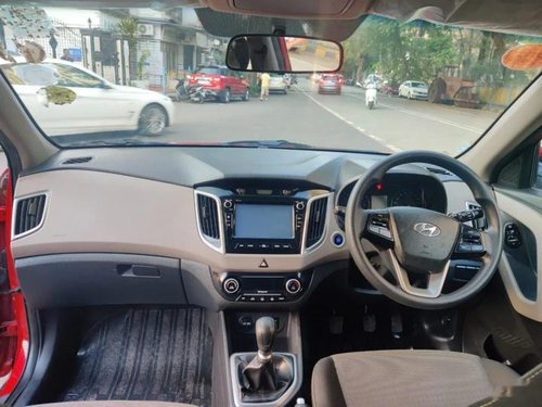 Used Hyundai Creta 1.6 VTVT SX Plus Dual Tone 2016 MT in Mumbai