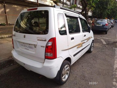 Maruti Suzuki Wagon R VXI 2008 MT for sale in Mumbai-3