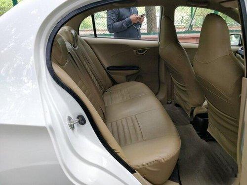 Honda Amaze S i-Vtech 2017 MT for sale in New Delhi