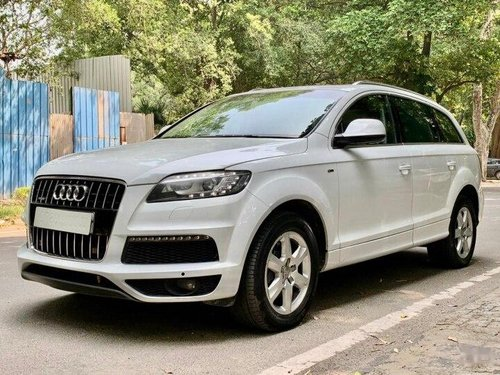 Used Audi Q7 2015 AT for sale in New Delhi