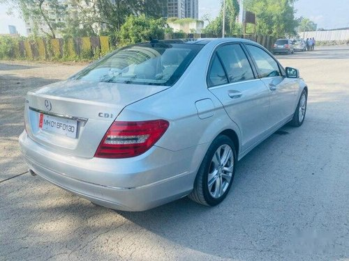 Used Mercedes Benz C-Class 2012 AT for sale in Mumbai