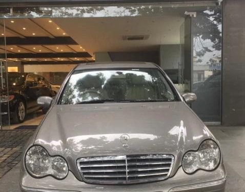 Used 2007 Mercedes Benz C-Class MT for sale in Bangalore