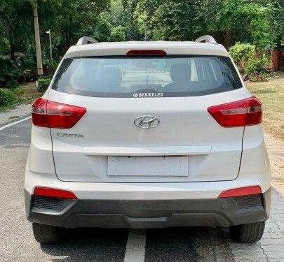 Hyundai Creta 1.6 E Plus 2017 MT for sale in New Delhi