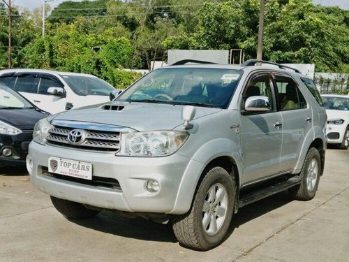 2011 Toyota Fortuner 2.8 2WD MT for sale in Pune