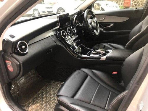 Used 2016 Mercedes Benz C-Class AT for sale in Mumbai