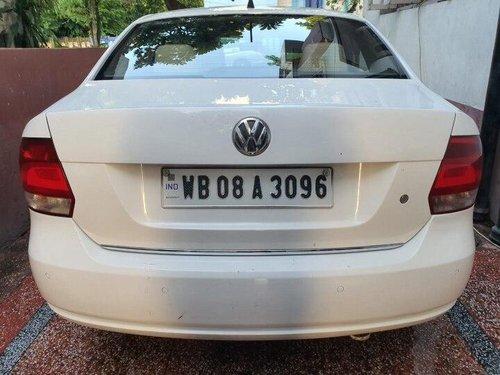 Used 2015 Volkswagen Vento MT for sale in Kolkata