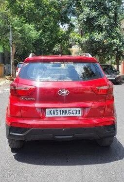 Hyundai Creta 1.6 VTVT E Plus 2017 MT for sale  in Bangalore