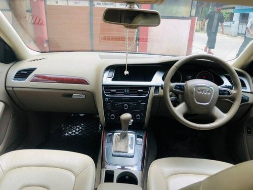 Used Audi A4 2.0 TDI 2011 AT for sale in Bangalore