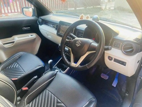 Used 2018 Maruti Suzuki Ignis AT for sale in Noida