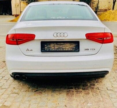 Used Audi A4 35 TDI Technology 2016 AT for sale in New Delhi