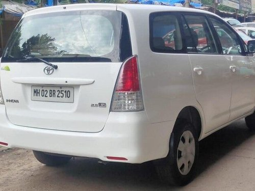 Toyota Innova 2.0 GX 8 STR 2011 MT for sale in Mumbai