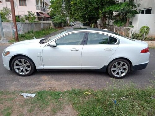 Used Jaguar XF Diesel 2011 AT for sale in Hyderabad