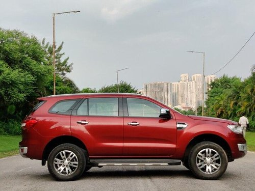 Used Ford Endeavour 2016 AT for sale in Hyderabad