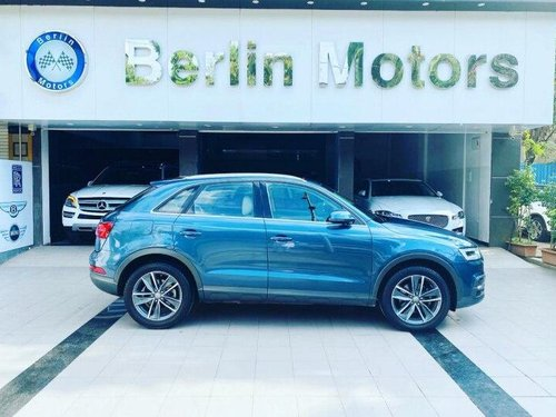 Audi Q3 35 TDI Quattro Technology 2019 AT for sale in Pune