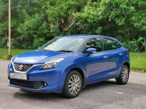 Used 2017 Maruti Suzuki Baleno Alpha CVT AT for sale in Hyderabad