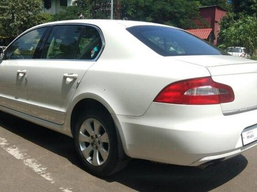 Used Skoda Superb 2013 AT for sale in Pune -2