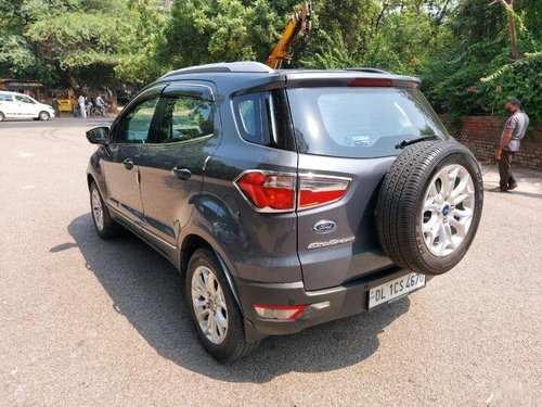 Used Ford Ecosport 1.5 Petrol Titanium 2014 AT for sale in New Delhi