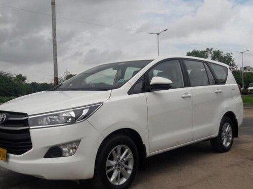 Used 2018 Toyota Innova Crysta 2.4 GX MT in Ahmedabad