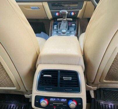 2013 Audi A6 2.0 TDI Design Edition AT in Ahmedabad