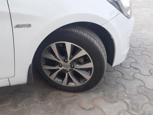 Used 2016 Hyundai Verna AT for sale in Jaipur