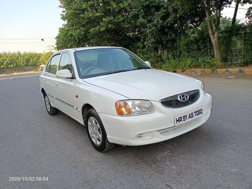 Used 2012 Hyundai Accent GLE CNG MT for sale in New Delhi
