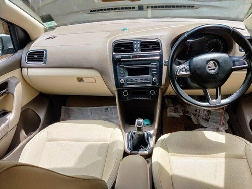 2016 Skoda Rapid 1.6 MPI Style Plus Black Package AT in Bangalore