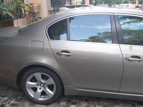 Used 2009 BMW 5 Series 520d Sport Line AT for sale in Mumbai