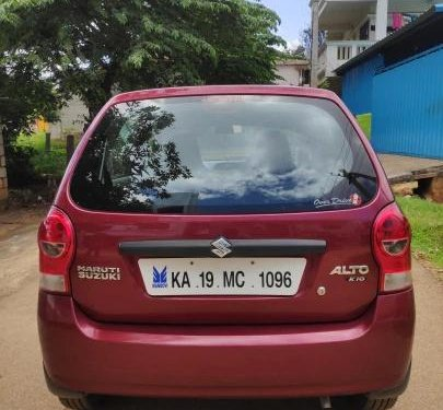 Maruti Suzuki Alto K10 LXI 2011 MT for sale in Bangalore-6