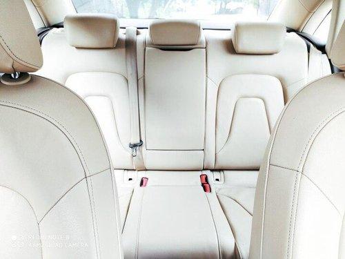 2016 Audi A4 35 TDI Premium Plus AT for sale in Hyderabad