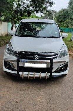 Maruti Suzuki Ertiga SHVS ZDI Plus 2017 MT for sale in Hyderabad