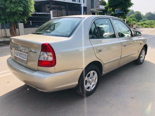 2010 Hyundai Accent Executive MT for sale in Ahmedabad