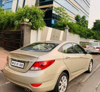 2011 Hyundai Verna 1.6 SX VTVT MT for sale in Mumbai-5