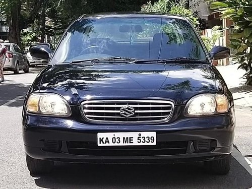 2005 Maruti Suzuki Baleno MT for sale in Bangalore