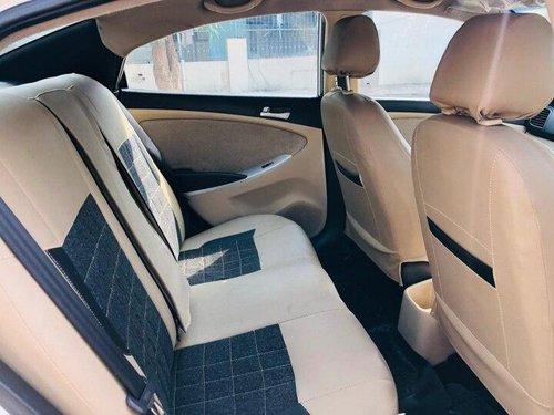 2013 Hyundai Verna VTVT 1.4 EX MT in Ahmedabad