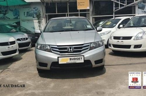 Used Honda City S 2012 MT for sale in Pune