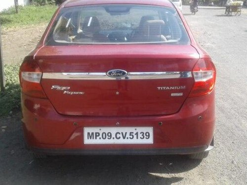 Used Ford Aspire Titanium 2017 MT for sale in Indore
