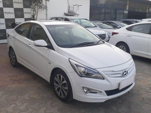 Used 2016 Hyundai Verna AT for sale in Jaipur-9