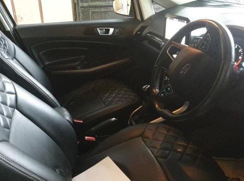 2018 Ford Ecosport 1.5 DV5 Titanium Optional MT in Kolkata
