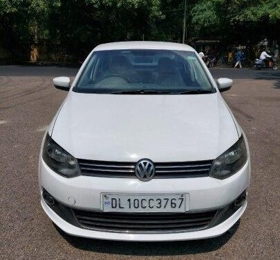 2014 Volkswagen Vento Petrol Highline AT for sale in New Delhi