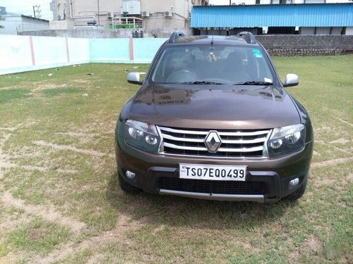 2015 Renault Duster 110PS Diesel RxZ AWD MT in Hyderabad